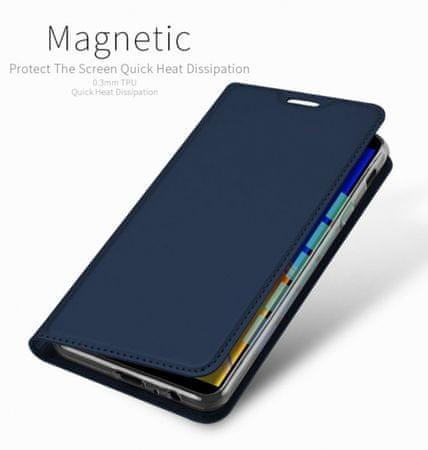 Dux Ducis torbica za Samsung Galaxy J6 2018 J600, modra