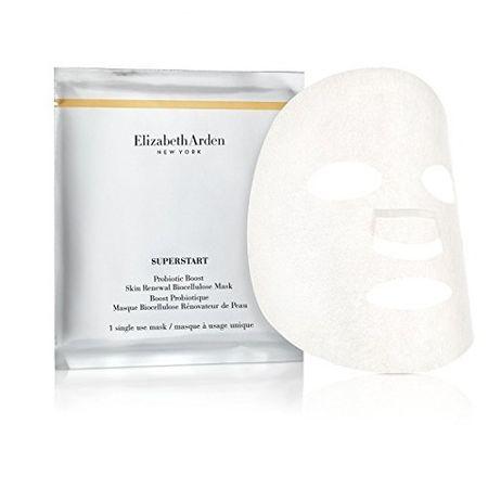 Elizabeth Arden Odmładzanie Pleť (Skin Renewal Biocell ose Mask) 4x18 ml