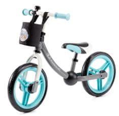 KinderKraft balansirajući bicikl 2way s dodatcima