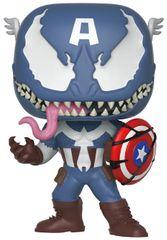 Funko POP Marvel Venom Captain America