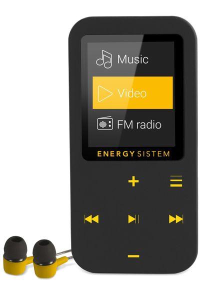 mp4 přehrávač energy sistem mp4 touch bluetooth pro bluetooth sluchátka 16 gb paměť microSD karty amv videa tft displej předvolby