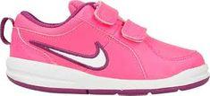 Nike Dívčí tenisky Pico 4 TDV white/pink - růžové