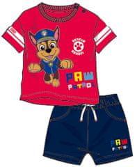 Disney by Arnetta chlapecký letní set Paw Patrol