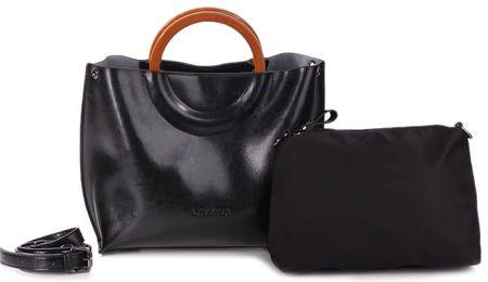 Lorenzo černá kabelka