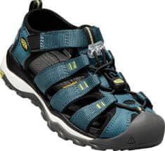 KEEN dječje sandale Newport Neo H2 Jr, plava/siva