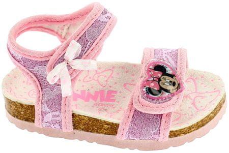 Disney by Arnetta dječje sandale Minnie, 25, roze