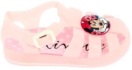 Disney by Arnetta dječje sandale Minnie, 24,5, roze