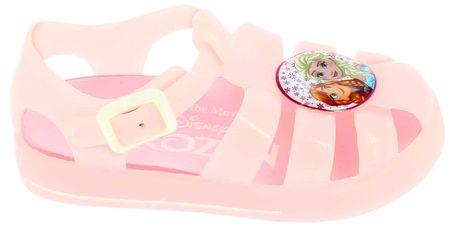 Disney by Arnetta dekliški sandali Frozen, 22,5, roza