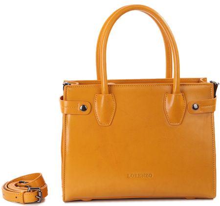 Lorenzo oranžová kabelka