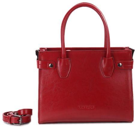 Lorenzo červená kabelka