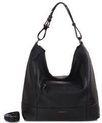 Lorenzo ženska torbica, crna