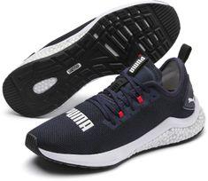 Puma moški tekaški čevlji Hybrid NX Peacoat