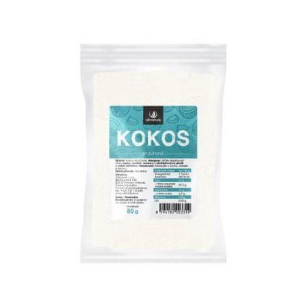 Allnature Kokos strúhaný 80 g