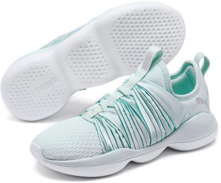 niskie ceny moda designerska dobra jakość Puma damskie buty do biegania Flourish Cosmic Wn s Fair Aqua Whit 38