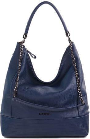 Lorenzo kabelka tmavě modrá