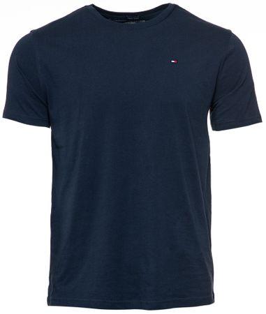Tommy Hilfiger muška majica s kratkim rukavima S tamno plava