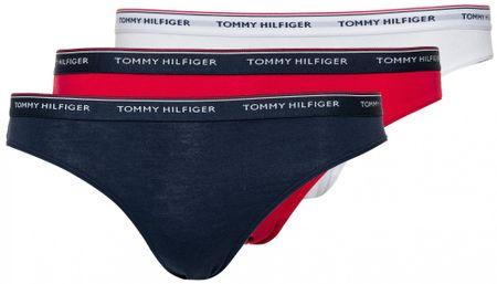 Tommy Hilfiger trojité balenie dámskych nohavičiek S viacfarebná