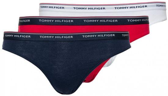 Tommy Hilfiger trojité balení dámských kalhotek S vícebarevná