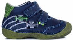 D-D-step chlapecké kotníkové boty s formulemi