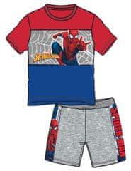 Disney by Arnetta chlapecký letní set Spiderman