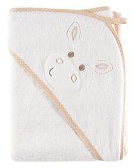 Ewa Klucze ręcznik kąpielowy bambusowy dla dzieci True love