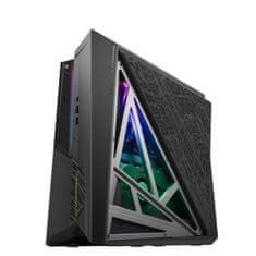Asus namizni računalnik ROG HURACAN G21CN i7-8700/16GB/SSD 256GB+2TB HDD/GTX1070/FreeDOS