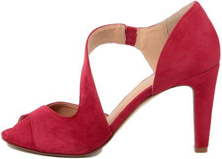 Eye dámské sandály 40 červená