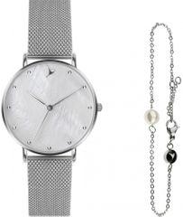 Emily Westwood sada hodinek s náramkem EWS001