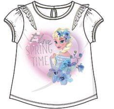 Disney by Arnetta dívčí tričko Frozen