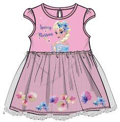 Disney by Arnetta dívčí šaty Frozen