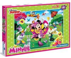 Clementoni Puzzle MAXI Minnie 30 dílků