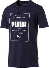 Puma moška majica s kratkimi rokavi Box Tee