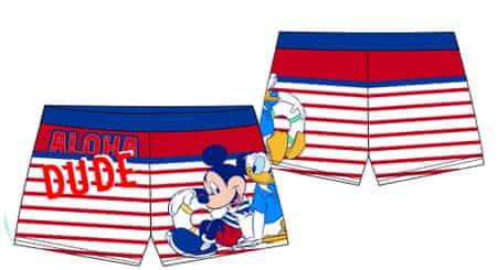 Disney by Arnetta kąpielówki chłopięce Mickey Mouse 80 wielokolorowe