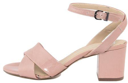 Eye dámské sandály 39 světle růžová