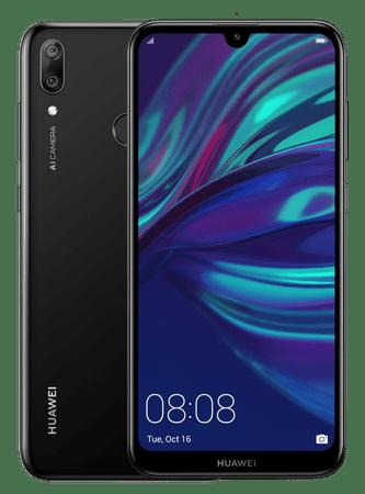 Huawei smartfon Y7 2019, 3GB/32GB, Midnight Black