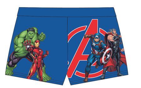 Disney by Arnetta kąpielówki chłopięce Avengers 98 niebieskie