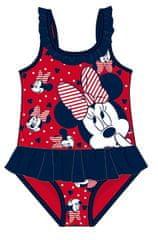 Disney by Arnetta dívčí jednodílné plavky Minnie