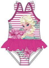Disney by Arnetta dívčí jednodílné plavky Frozen