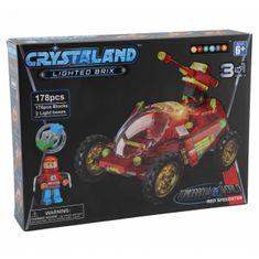 CrystaLand avto 3 v 1