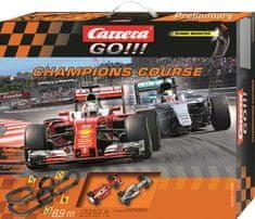 CARRERA tor wyścigowy Carrera GO 62456 Champions Course