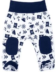 Makoma hlače za bebe Pirate