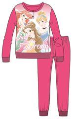 Disney by Arnetta lány pizsama Princess