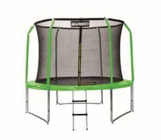 Marimex zestaw pokrowców na trampolinę 305 cm - zielony