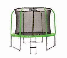 Marimex zestaw pokrowców na trampolinę 366 cm - zielony