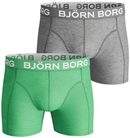 Björn Borg komplet muških bokserica Seasonal Solid, XL, višebojne