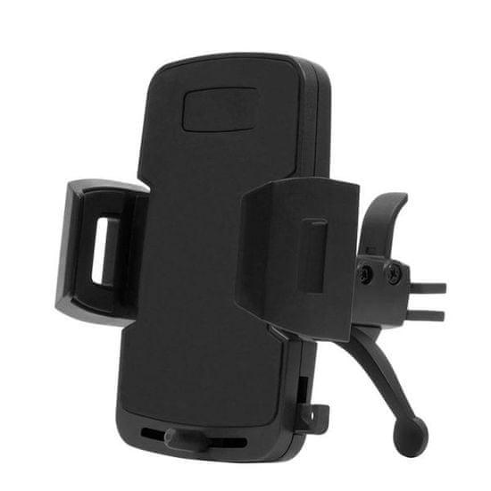 EXTREME STYLE Držák telefonu, úchyt ve větrací mřížce, rozpětí 55 - 95 mm