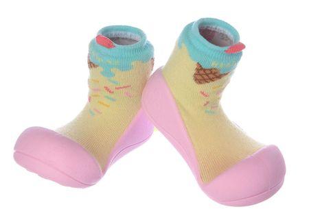 Attipas lány cipő Ice Cream - rózsaszín 21.5 rózsaszín