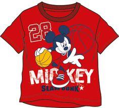 Disney by Arnetta fiú póló Mickey Mouse