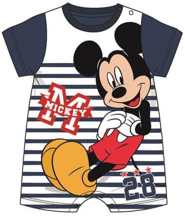 Disney by Arnetta fiú overál Mickey Mouse 56 kék