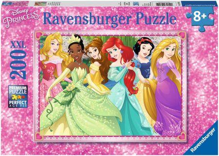 Ravensburger puzzle księżniczki Disneya 200 elementów